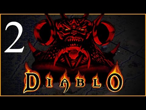 Gameplay de Diablo