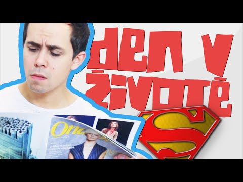DEN V ŽIVOTĚ SUPERMANA | Hoggy