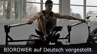 Das beste Rudergerät am Markt - auf Deutsch erklärt