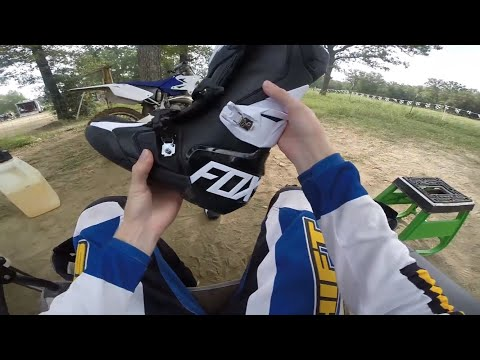 Fox 180 Boot Review and Test - The Best Moto Boots for the Money?