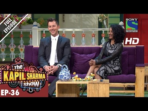The Kapil Sharma Show - दी कपिल शर्मा शो–Episode 36–Brett Lee in Kapil's Mohalla - 21st August 2016