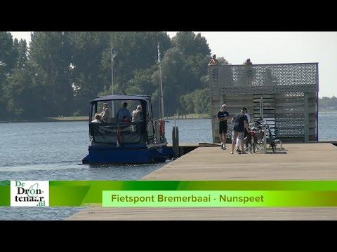 Gemeente Dronten betaalt 10.000 euro mee aan tweede veerboot over Veluwemeer - DeDrontenaar.nl