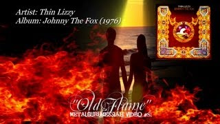 Thin Lizzy Old Flame