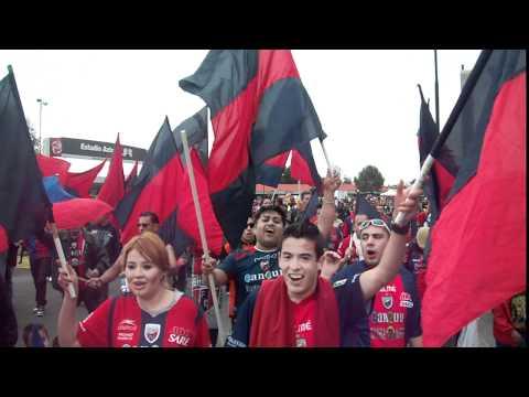 """""""LLEGANDO EL NIDO DE LAS WILAS LA TITO TEPITO"""" Barra: La Tito Tepito • Club: Atlante"""