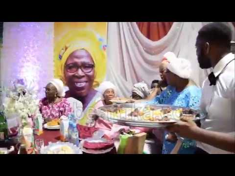 Inside Sanwo-Olu's Mother's 80th B'Day Bash: The Untold Story
