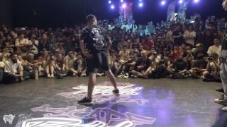 BBOY 7 to SMOKE | LB, Brush, Mouse, Thesis, Physicx, Lancer, Tenpachi, Lego Sam | RF Jam SG 2017