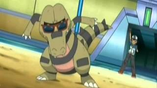 Sandile  - (Pokémon) - Pokemon- Ash's Krokorok Evolves (HD)