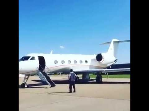 Video: CEO of MenzGold buys Private Jet for himself