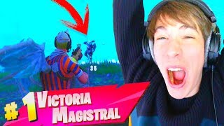 EL FINAL MÁS ÉPICO QUE HE JUGADO EN MI VIDA FORTNITE Battle Royale | Folagor03