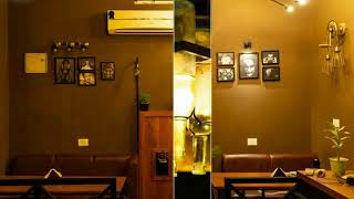 Cafe Interiors Kerala | Completed Project Calicut