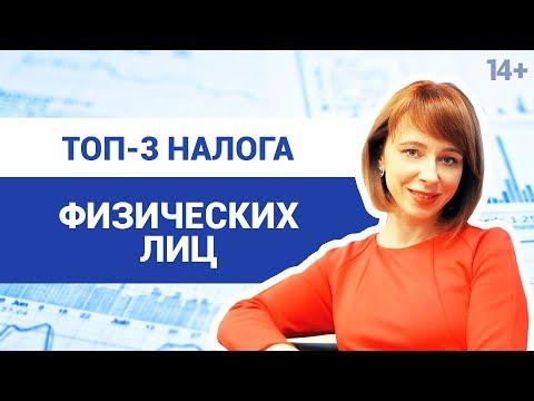 Какие налоги платит физическое лицо государству в России? Обзор 3 основных налогов 14+