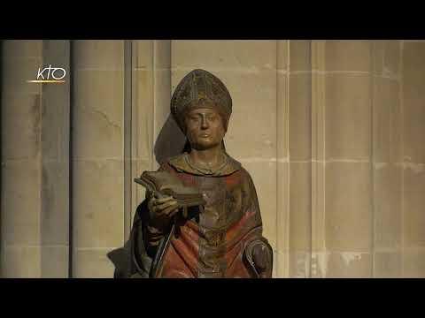 Vêpres du 12 octobre 2020 à Saint-Germain-l'Auxerrois