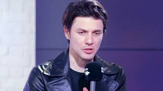 James Bay on losing the hat, his new album and demonstrates his busking ability.