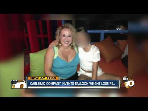 Carlsbad company invents balloon weight loss pill