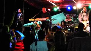 A FLOCK OF SEAGULLS 'Space Age Love Song' at Batfest, Austin, Tx. August 23, 2014