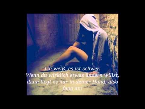 Es ist nicht leicht, aber du schaffst das! ♥ :)