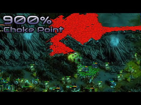 They are Billions - 900% No pause - Choke Point - Caustic Lands