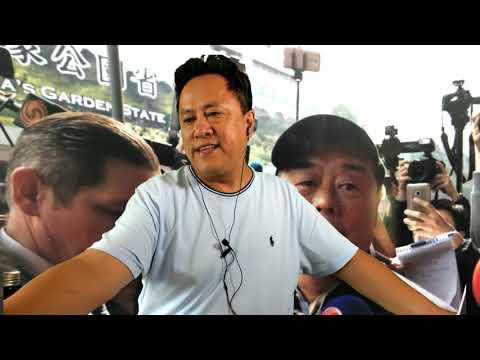 彭斯蓬皮奥接见苹果日报老板是干涉内政吗/郭文贵对手给省会城市哈尔滨公安局长任锐忱买副市长常委位置任被打黑巡视组带走