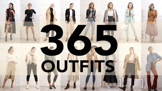365 CASUAL OUTFIT IDEAS: An Outfit Every Day For A Year