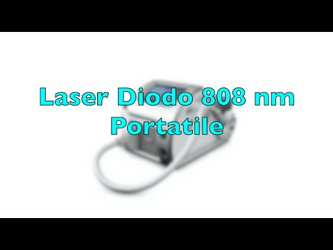 Portable 808 Diode 808 Laser 360W 40J