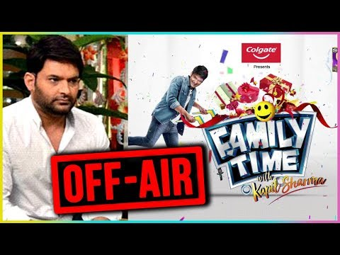 Is Kapil Sharma's FAMILY TIME Going OFF-AIR?