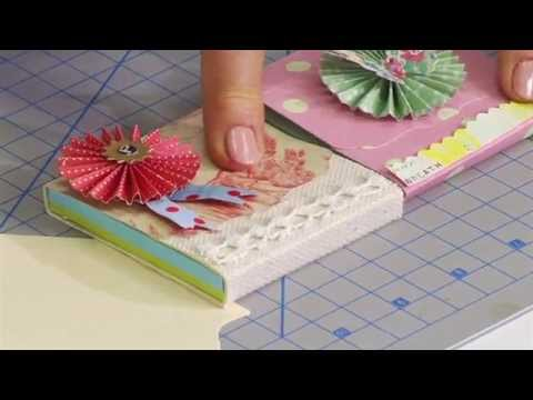Making Notepad Covers with Brenda Walton