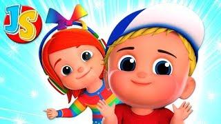 Kindergarten Songs For Babies   Junior Squad Cartoons   Nursery Rhymes For Kids