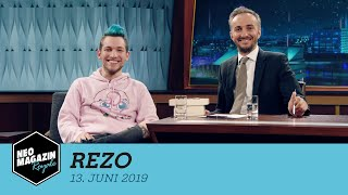 Rezo zu Gast im Neo Magazin Royale mit Jan Böhmermann - ZDFneo