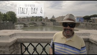 New Mini Episode: Day 4 in Italy!