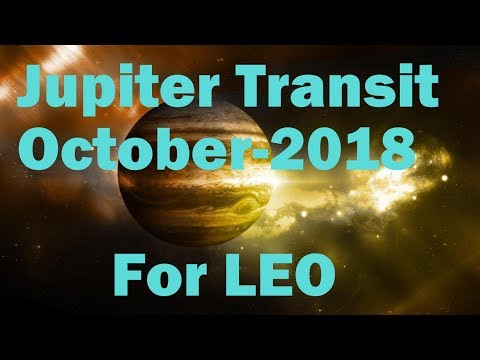 Download Leo October 2017 Jupiter Transits 4th House Video