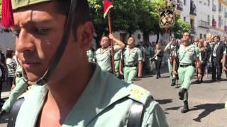 Spanish Legion at Semana Santa in Cordoba, Spain 2016 | Kholo.pk