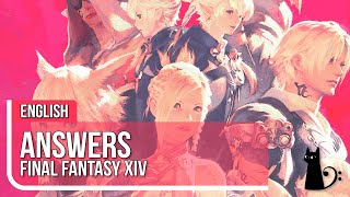 """Answers"" (Final Fantasy XIV) Vocal Cover by Lizz Robinett"