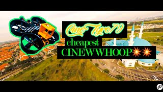 CHEAPEST CINEWHOOP SETUP = CLOUD149 + EACHINE TYRO79 | FLY SESSION | CINEMATIC FPV
