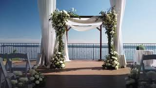 Chuppah Design For An Outdoor Ceremony