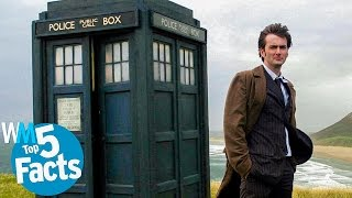 Top 5 Awesome Facts About Doctor Who