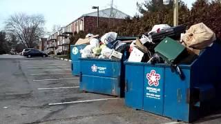 Garbage trucks republic