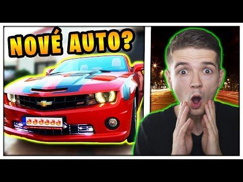 BAXOVO NOVÉ AUTO!! (Vlog) /w Bax