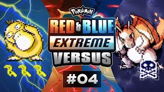 Pokemon Red and Blue EXTREME Versus - EP04 | YOU GET IT FROM WHO!?