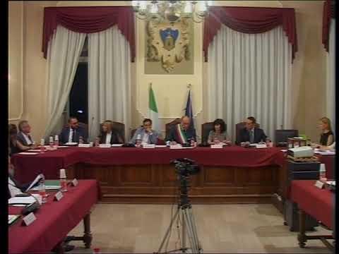 VENERDI' NUOVA RIUNIONE DEL CONSIGLIO COMUNALE DI ALASSIO