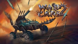 WarCars 2 game intro android & ios.