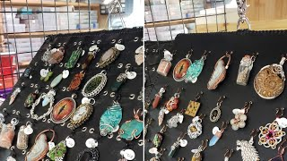 Diy Jewelry Display For Pendants