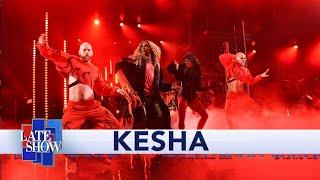 "Kesha Ft. Big Freedia: ""Raising Hell"""