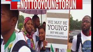 What's Trending: Nigerian youth pushing to reduce constitutional age to run for office
