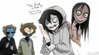 Jeff The Killer × MOMO = LOVE  :)  💏💑