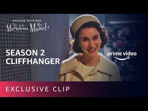 Where We Left Off on The Marvelous Mrs. Maisel | Prime Video