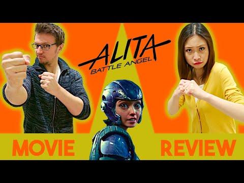 Battle Angel Alita Review 2019📽 [No Spoilers]