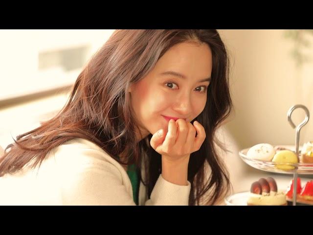 [송지효] 시슬리 화보 메이킹