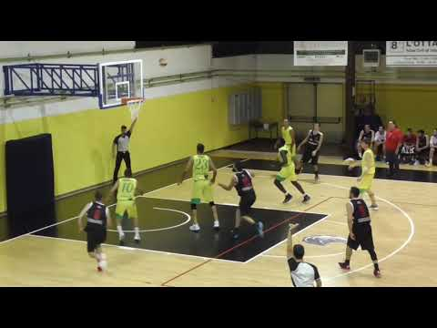 Preview video Gilbertina - New Basket Prevalle 89-84