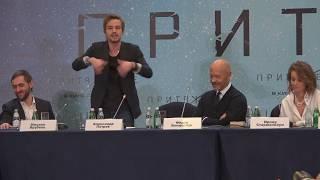 Александр Петров изображает работу Фёдора Бондарчука с актёром