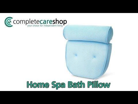 Home Spa Bath Cushion - Relax And Unwind